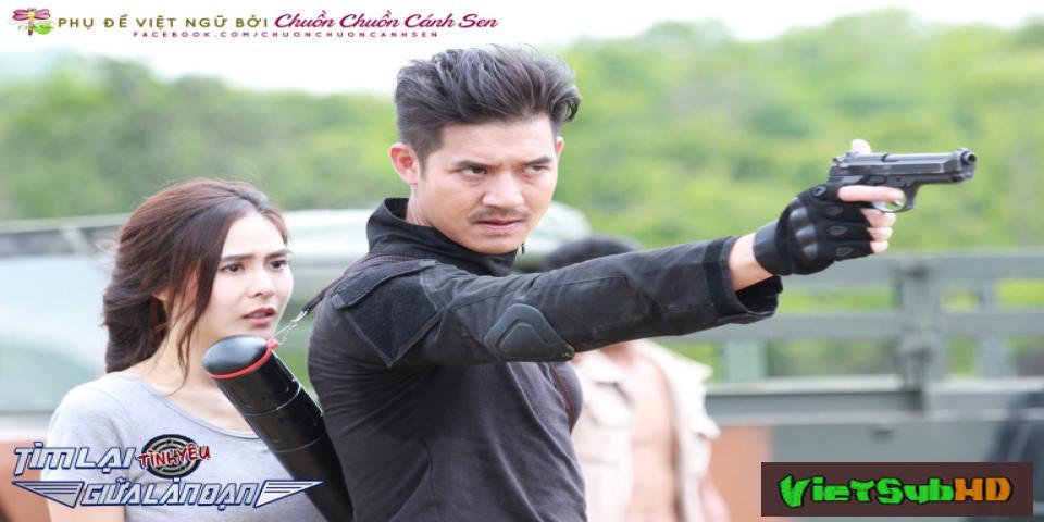 Phim Tìm Lại Tình Yêu Giữa Làn Đạn Tập 10/10 VietSub HD | Niew Hua Jai Sood Glai Puen 2017