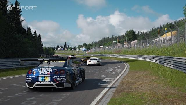 لعبة Gran Turismo Sport تحصل على تحديث 1.03 و هذه مميزاته