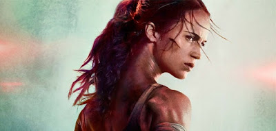 Tomb Raider Movie Poster Cropped