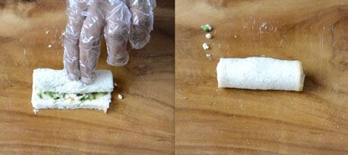 bead paneer rolls recipe