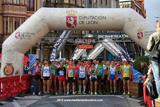 Clasificaciones Media Maraton La Bañeza