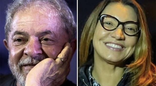 Lula está apaixonado e quer se casar com mulher 30 anos mais nova assim que sair da prisão