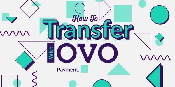 Cara Transfer di Aplikasi OVO