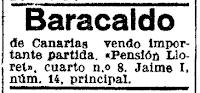 Anuncio en La Vanguardia