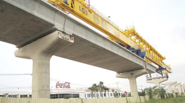Tuyến metro số 4 chạy dọc dự án GS Metrocity Nhà Bè.