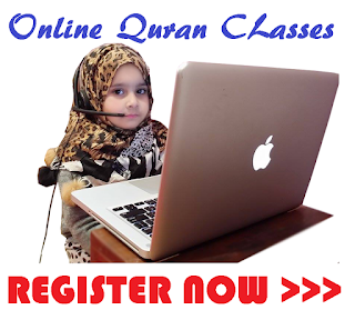Click here to join us for online Quran Classes