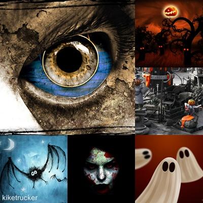 Wallpapers Halloween - Pack 2