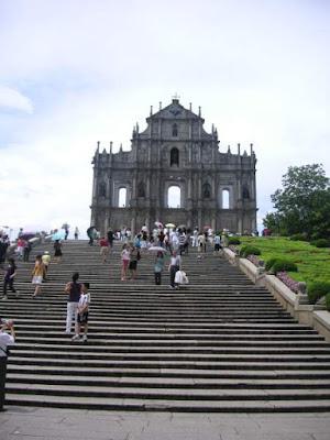 Macao: disfruta del cruce de culturas en China