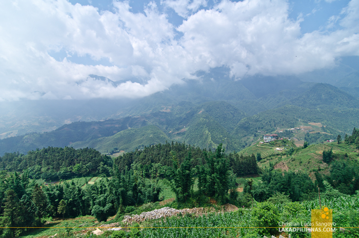 Fansipan View Point Sapa Vietnam