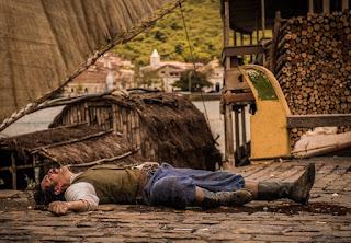 """Novela """" Velho Chico """" : Ernesto Rosa é assassinado..."""