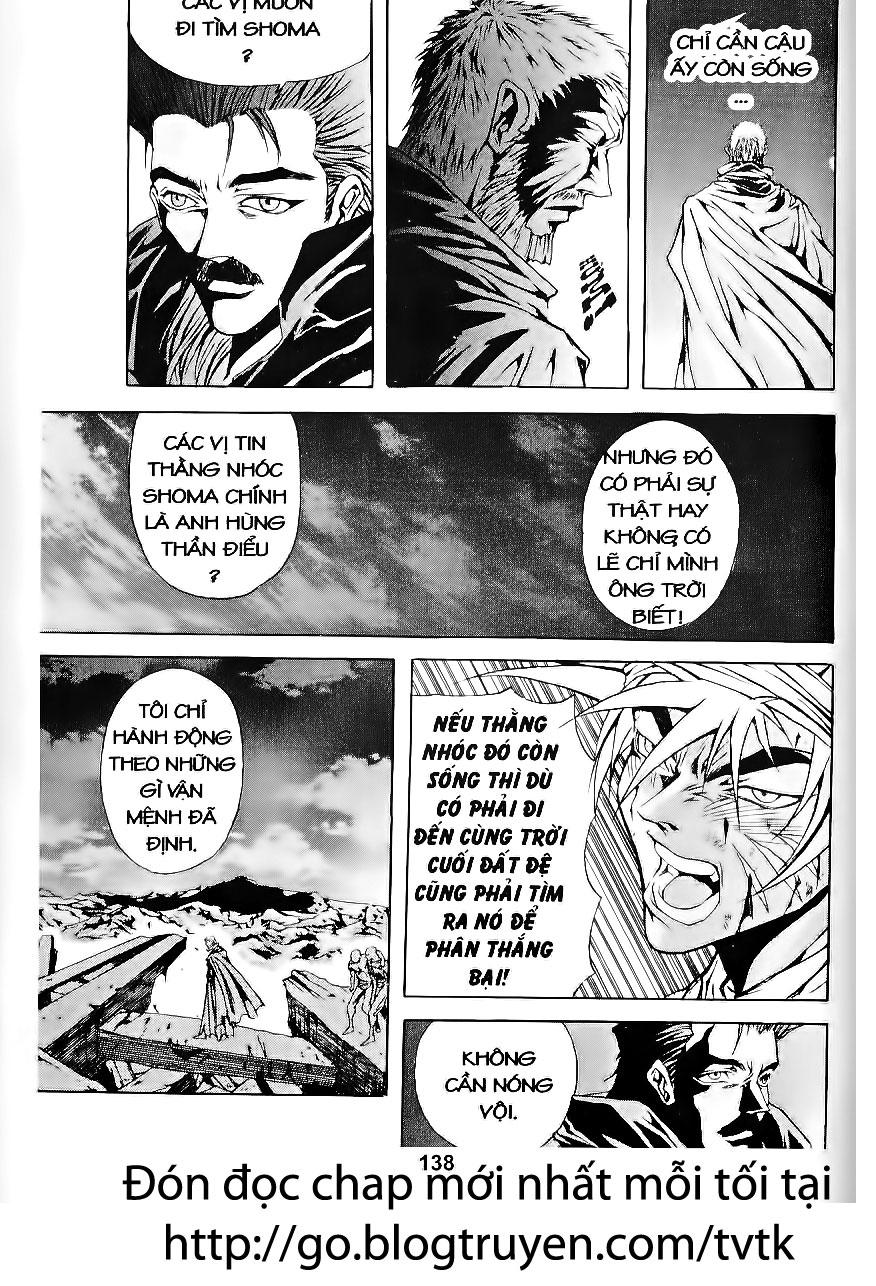 Shoma -Thiên Vương Thần Kiếm chương 084 trang 6