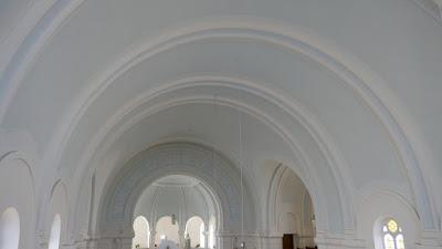 Ponteix, Saskatchewan, church, French, Catholic, Notre Dame d'Auvergne