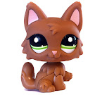 Littlest Pet Shop Blind Bags Persian Wolf Cat (#2440) Pet