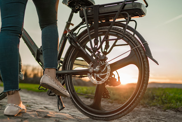 E-Mobilität für Minimalisten – Klapp-E-Bike Scamper S400 XL von Shinga Lacros | Falt-E-Bike | Faltrad | Klapprad | Falt Pedelec | Elektro Faltrad | Elektrisches Fahrrad 7