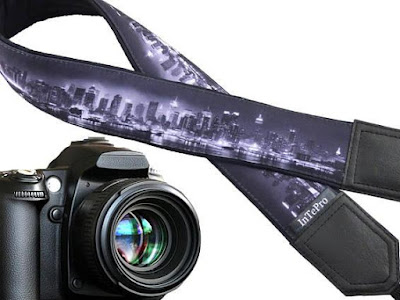 New York Camera Strap