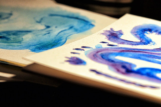 Water Color Meditations by Gloria Gypsy