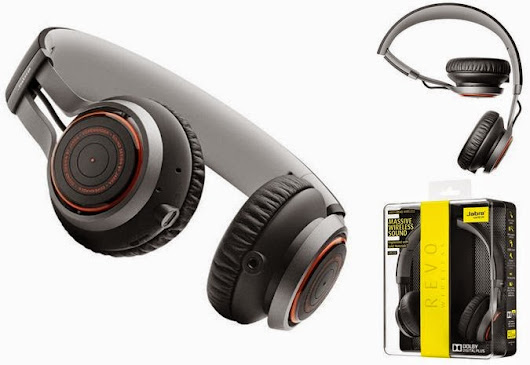 Jabra REVO Bluetooth Headphones Reviews