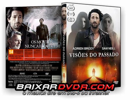 VISÕES DO PASSADO (2016) DUAL AUDIO DVD-R OFICIAL