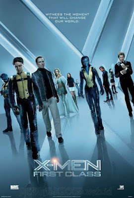 Sinopsis film X-Men: First Class (2011)