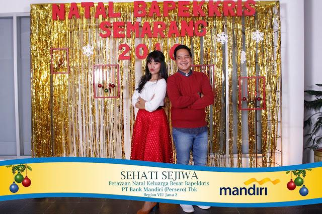 +0856-4020-3369 ; Jasa Photobooth Semarang ~Perayaan Natal Mandiri Bapekkris~