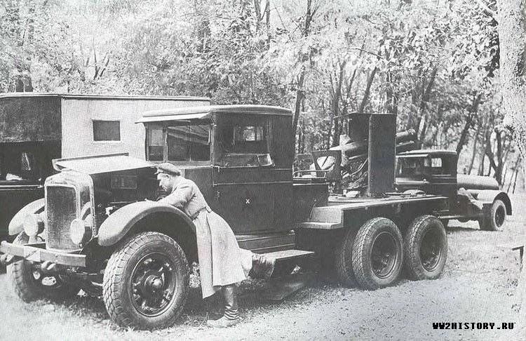 Самохідні артилерійські установки формату TMG