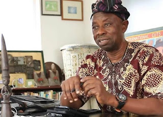 Ace Nigerian filmmaker, Tunde Kelani, has screened 'Yoruba Without Borders', his first film shot with a smartphone, at the 2019 edition of the iREP international documentary film festival.