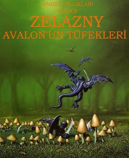 Roger Zelazny - Avalonun Tüfekleri