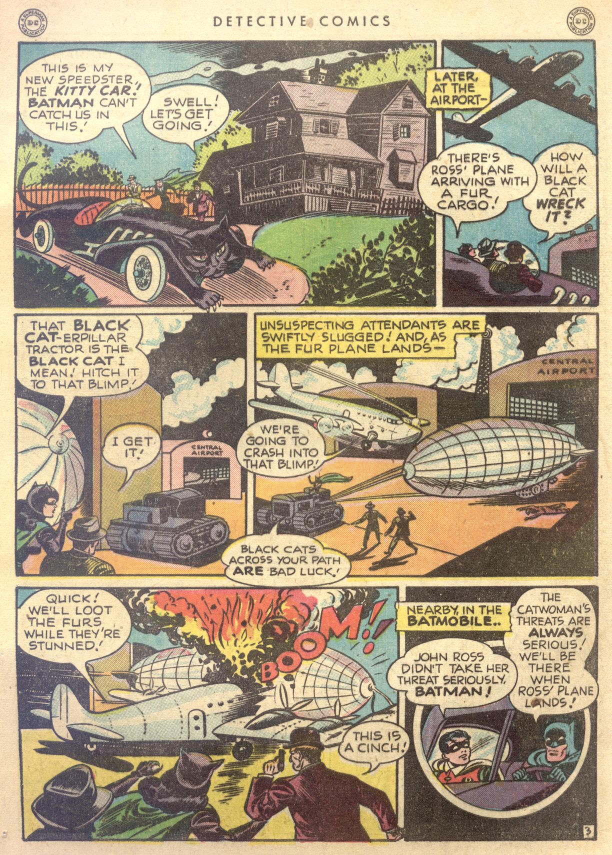 Read online Detective Comics (1937) comic -  Issue #122 - 5