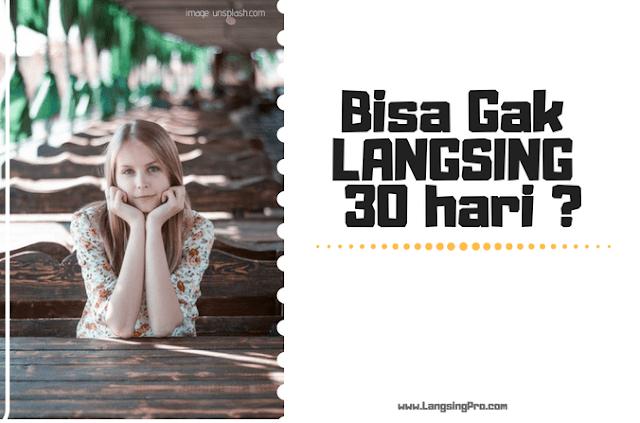 CARA MEMBENTUK PERUT LANGSING HANYA 30 HARI