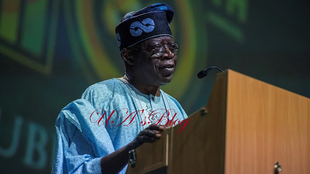 Tinubu reveals elements of PDP in Buhari's administration frustrating APC
