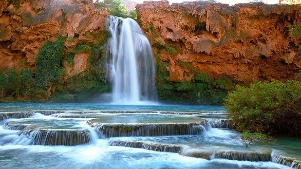 Subhanallah! Inilah 4 Sungai di Dunia yang Mengalir dari Mata Air Surga Menurut Islam
