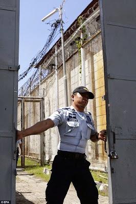 Kerobokan Prison, Bali