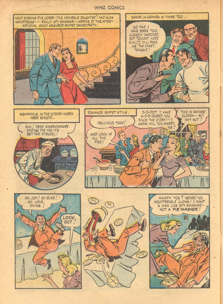 WHIZ Comics issue 66 - Page 14