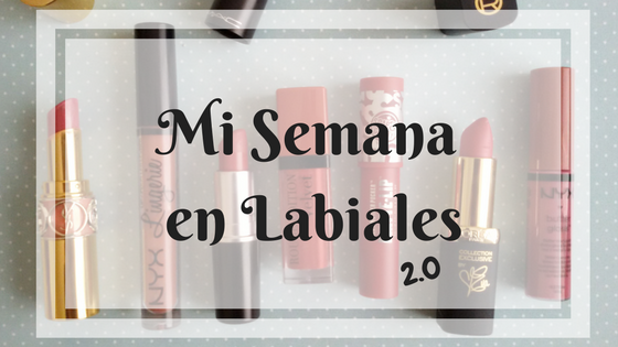 labiales nyx soap and glory bourjois ysl mac