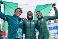 STAR LAGER BOOST FOR NIGERIA'S BOBSLED & SKELETON TEAM