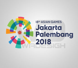 Logo Asian Games 2019