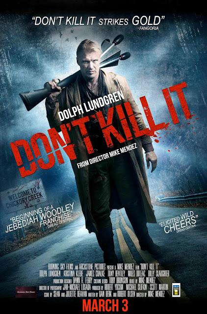 Don't Kill It (2017) ταινιες online seires xrysoi greek subs