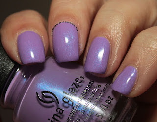 China Glaze Lite Brites Let's Jam