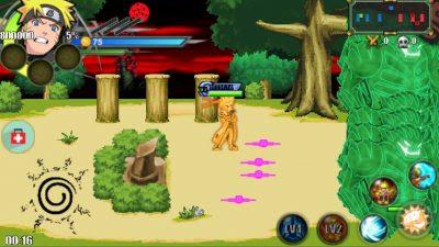 Naruto Senki Mod Final Battle-2