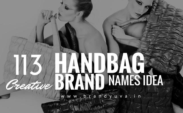 handbag brand names idea
