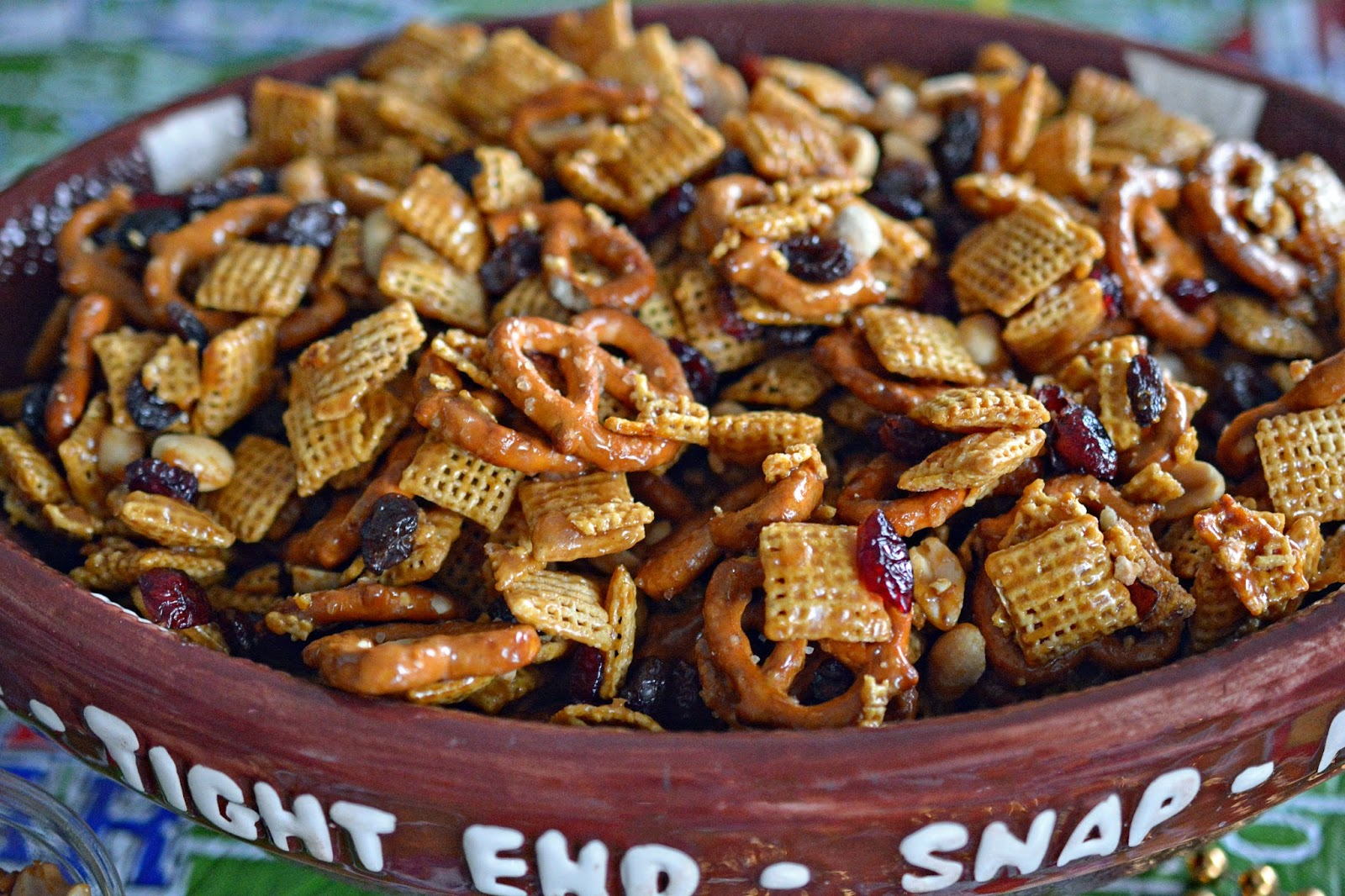 Party Mix Chex