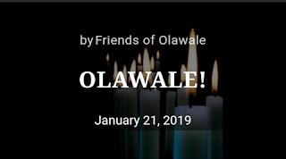 Tribute to Oyedeji Olawale CEO Fancybloggertricks