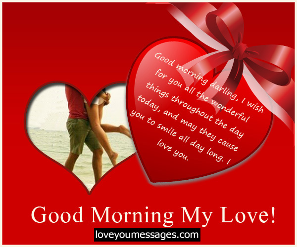 morning love messages for her