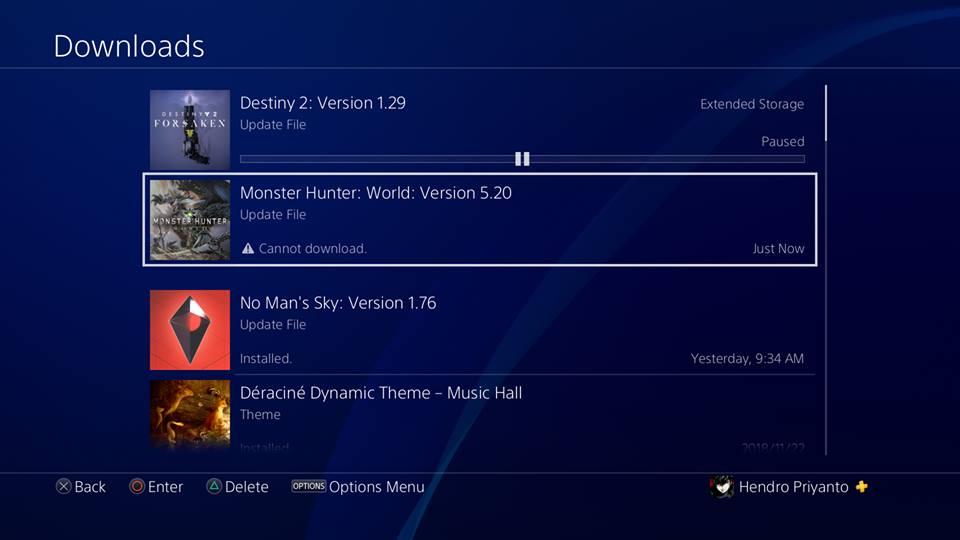 Tutorial : Cara Memperbaiki Tidak Bisa Update atau Download Game ...