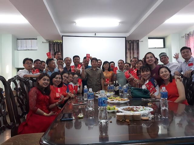 Thép Bắc Việt Họp mặt khai Xuân đầu năm mới 2019