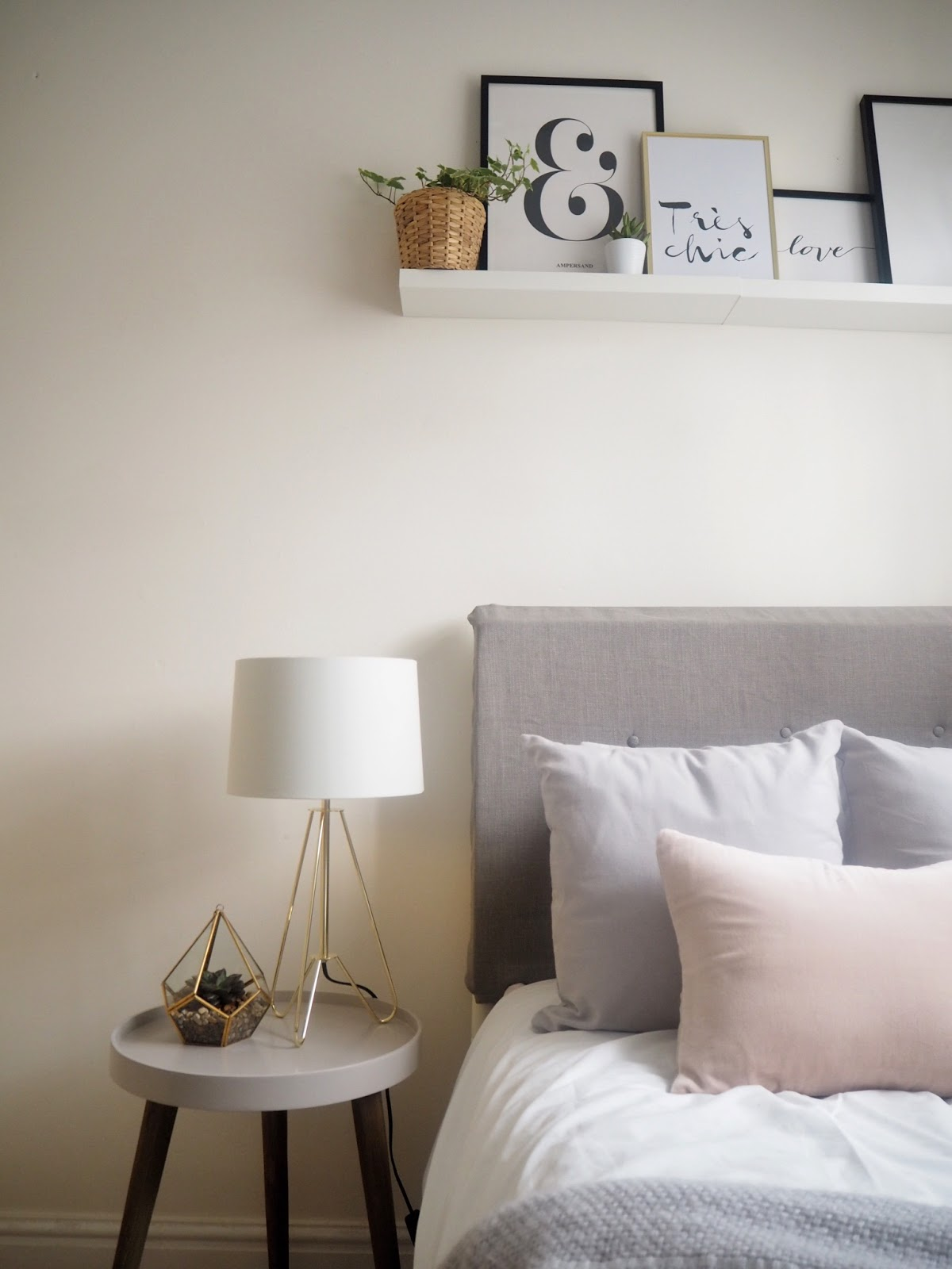 Diy Upholstered Headboard Dove Cottage
