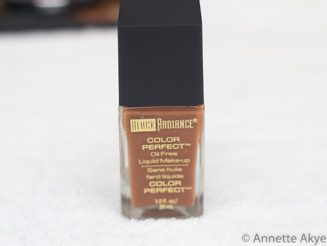 Black Radiance Color Perfect Liquid Makeup in Brownie