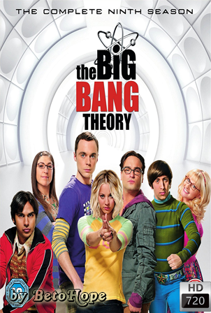 The Big Bang Theory Temporada 9 720p Latino