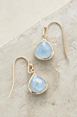 The Best Jewellery Buys from the High Street this SS16 - Anthropologie - Dollop Drop Earrings - £32.00