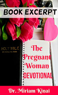 The Pregnant Woman Devotional Book
